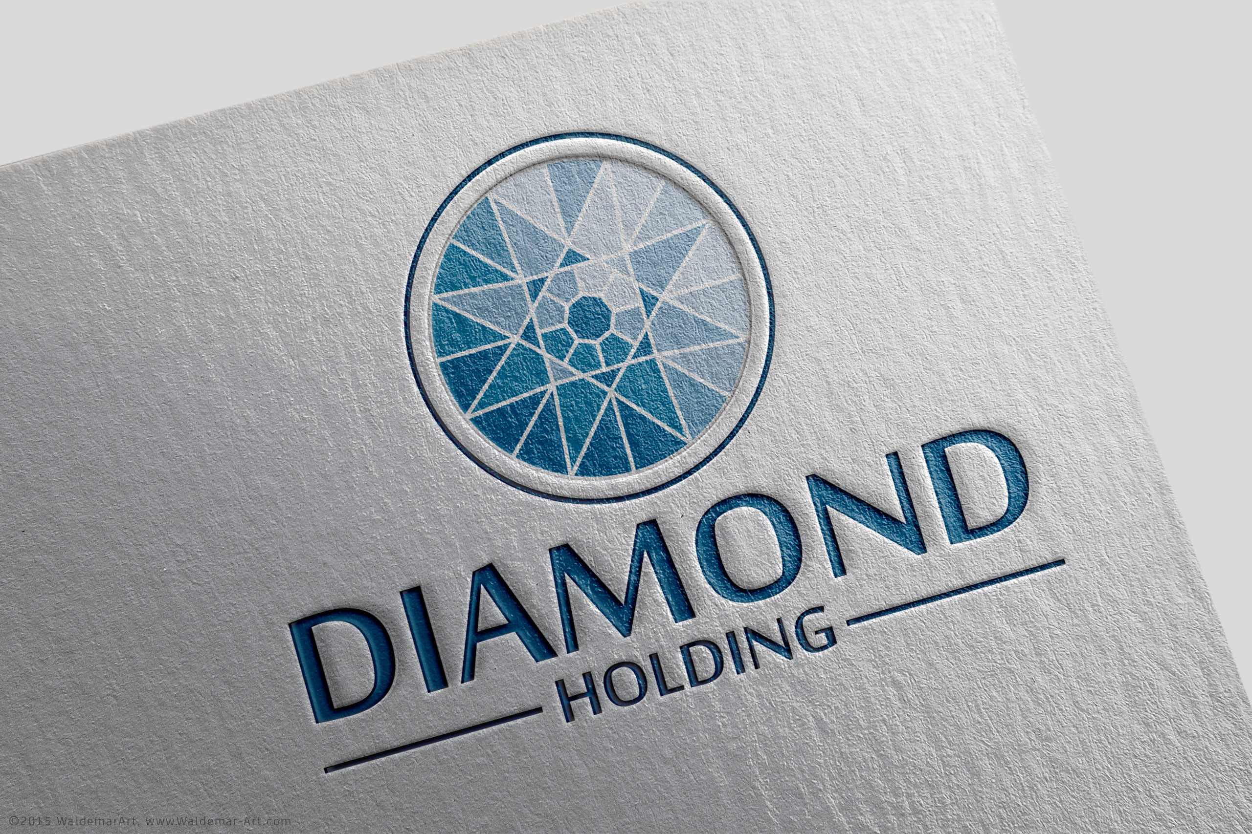 Diamond Holding - Logo