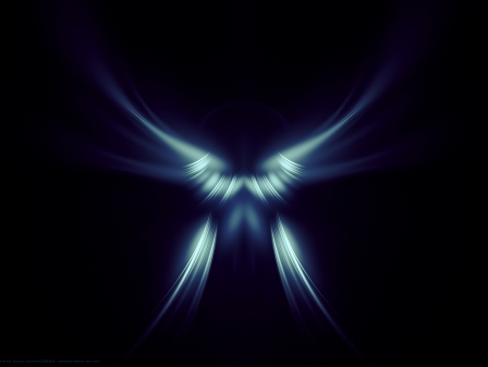 Abstract Wallpaper #04 - Butterfly