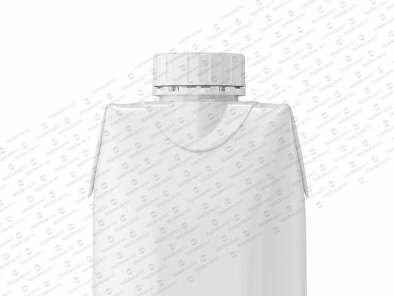 Tetra Pack Prisma 330ml with DreamCap Mock-up - Front view