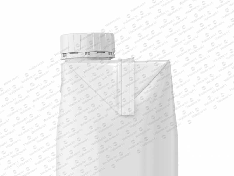 Tetra Pack Prisma 330ml with DreamCap Mock-up - Side view