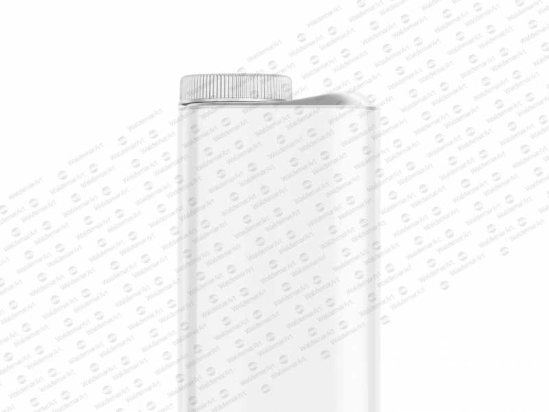 Mockup of Tetra Pack Top 1000ml with Orinoco S38 - Side view
