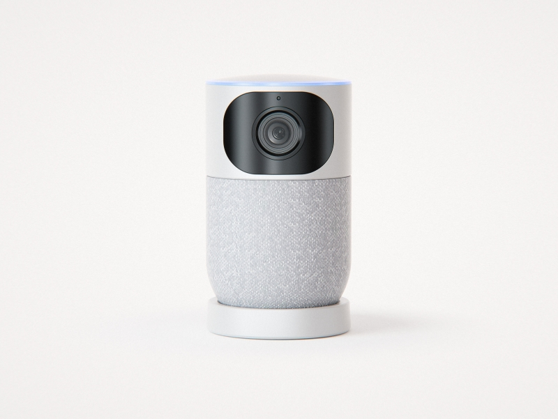 Ola Camera Product 3D visualization