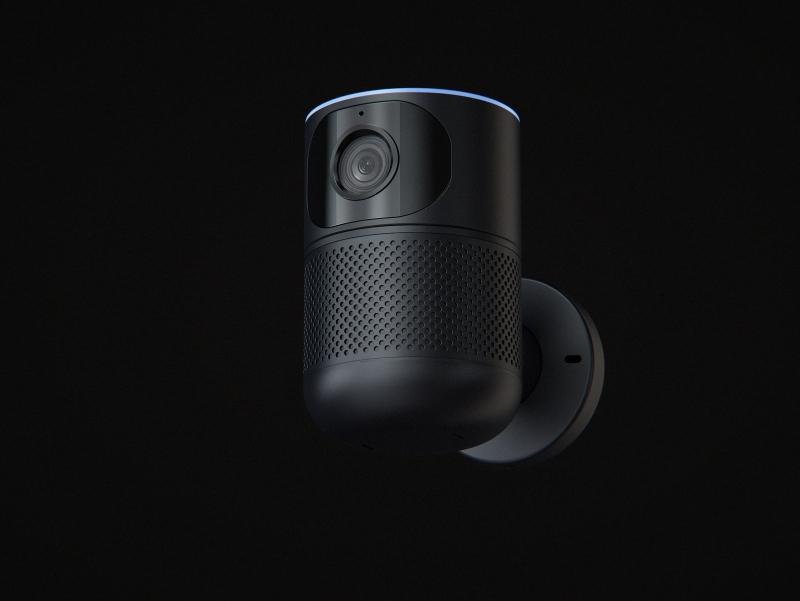 Ola Camera Product 3D visualization