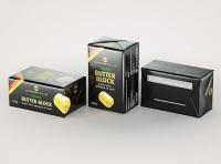 Butter Block 125g packaging 3d model