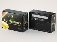 Butter Block 250g packaging 3d model