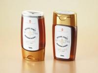 Flower Honey Plastic Pack 180ml-250g Packaging 3D model