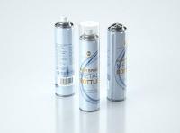 Hair Spray Metal Bottle 250ml packaging 3d model