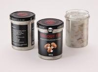 Ragout Fin 380g glass jar packaging 3d model
