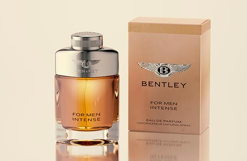 Free 3D Model of Bentley For Men Intense Perfume