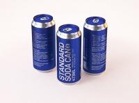 Ball/Rexam Standard Beer/Soda Can 473ml 3D model