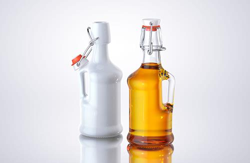 Olivio - 3d model of the bottle for oils