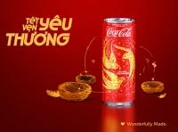 Coca-Cola 3D visualization