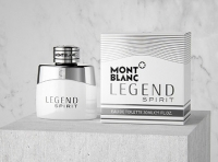 Montblanc Legend Spirit product 3d visualization