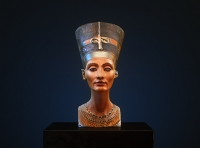 NEFERTITI - 3D scanned model. Octane Render.