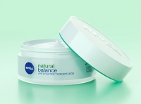Packaging 3D Visualization of NIVEA NATURAL BALANCE TAGESPFLEGE (OCTANE)