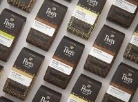 Peet's Coffee product 3D visualization
