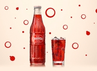 3D Packaging visualization of Cheerwine Brand