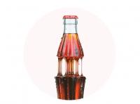 Coca-Cola Goo 3D visualization