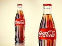 Coca-Cola - Professional 3D visualization