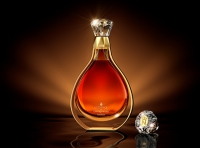 L'essence de Courvoisier - professional packaging 3D visualization