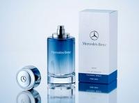 Mercedes-Benz SPORT Perfume - packaging 3D Visualization